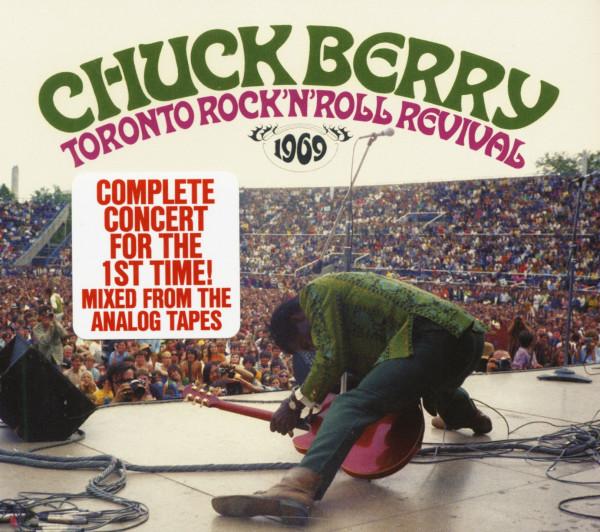Toronto Rock 'N' Roll Revival 1969 (CD)