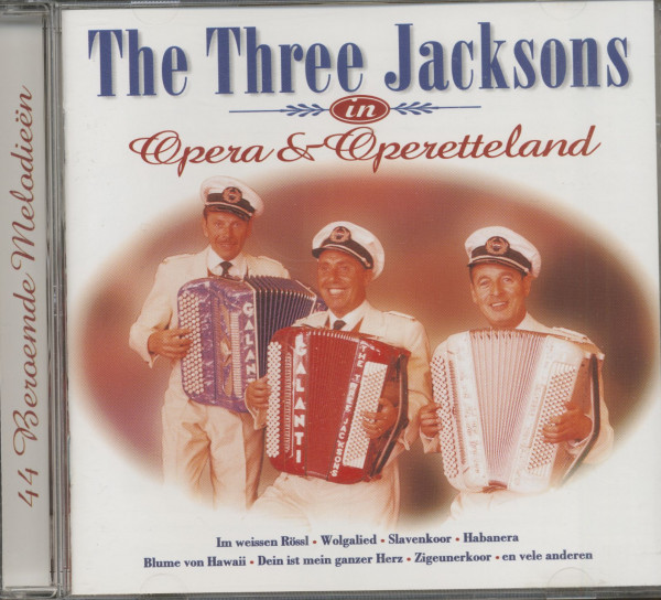 In Opera & Opretteland