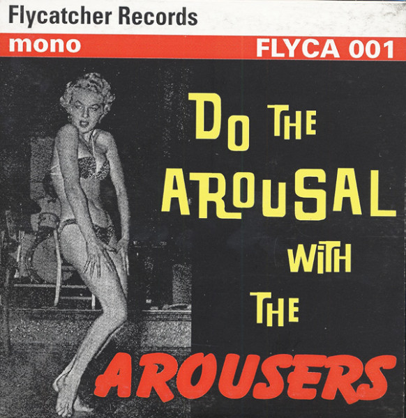 Do The Arousel 7inch, 45rpm, EP
