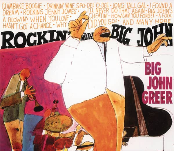 Rockin' With Big John 3-CD