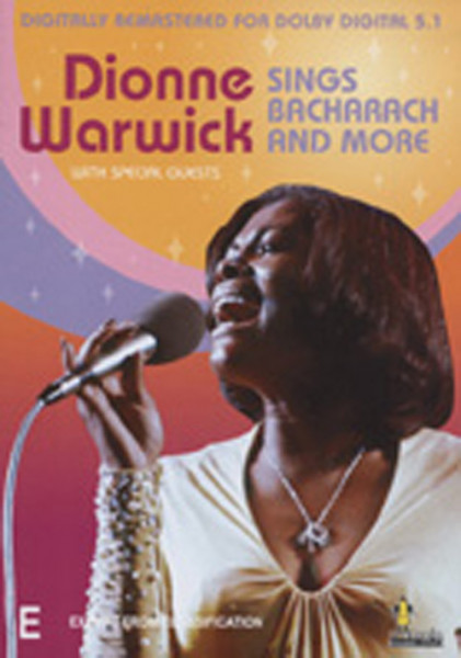 Sings Bacharach And More (& Special Guests)