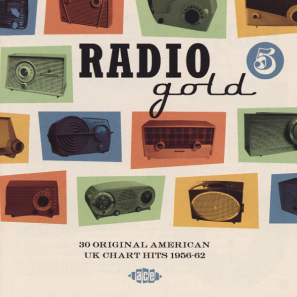 Radio Gold Vol.5 (CD)