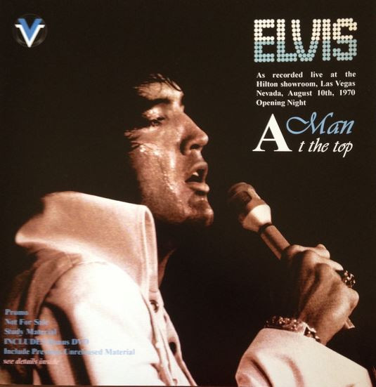 A Man At The Top (2-LP+DVD)