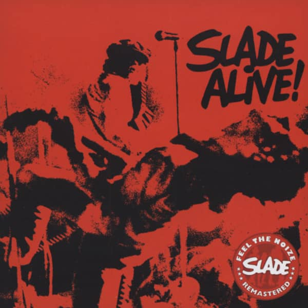 Slade Alive! (1972) remastered