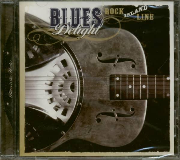 Rock Island Line (CD)