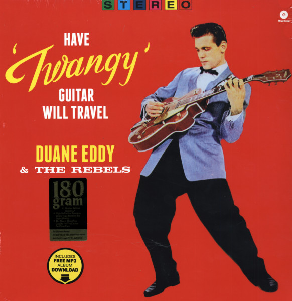 Have Twangy Guitar Will Travel (1958)...plus Limited Edition (180g)