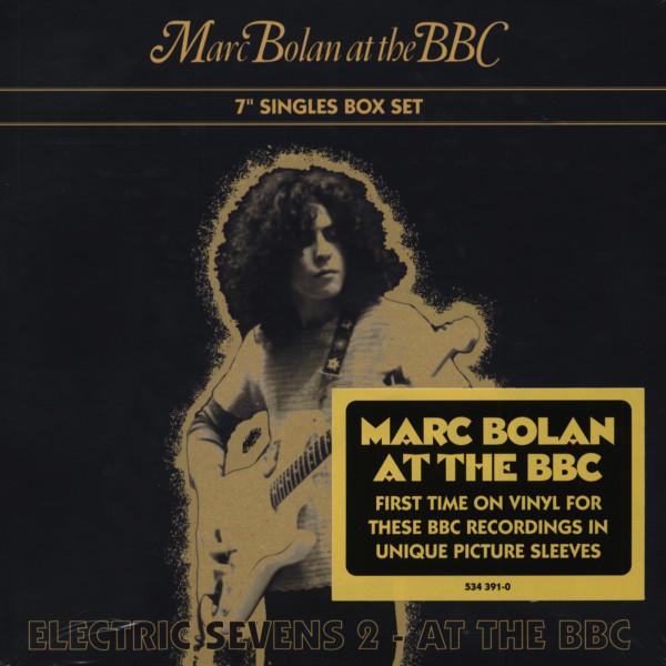 Eletric Sevens 2 - At The BBC (4x7inch, 45rpm Box Set)