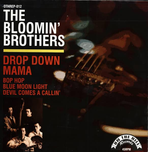 Drop Down Mama 7inch, 45rpm, EP