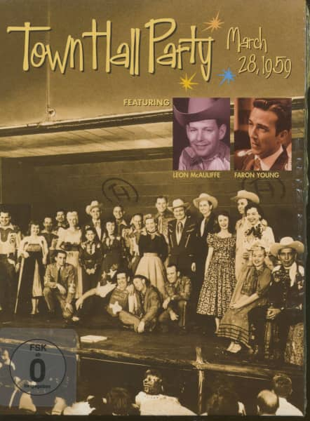 Town Hall Party March, 28. 1959 DVD (0)