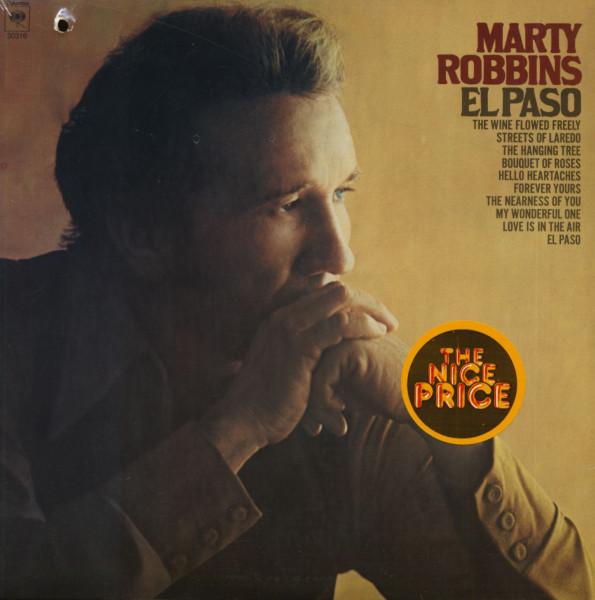 El Paso (LP, Cut-Out)