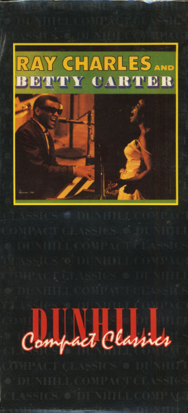 Ray Charles And Betty Carter (CD, US Longbox)