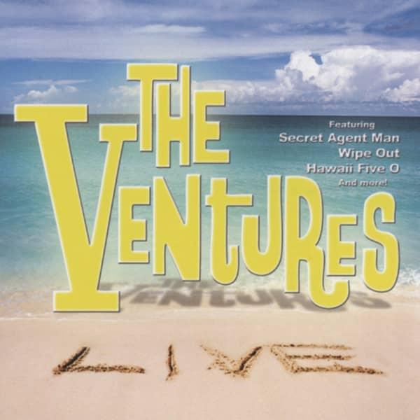 Ventures Live (Japan 1990-99)