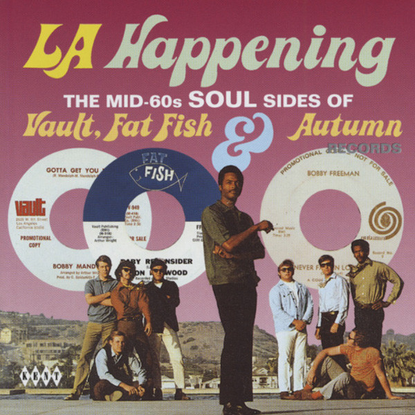 L.A. Happening - Vault, Fat Fish & Autumn