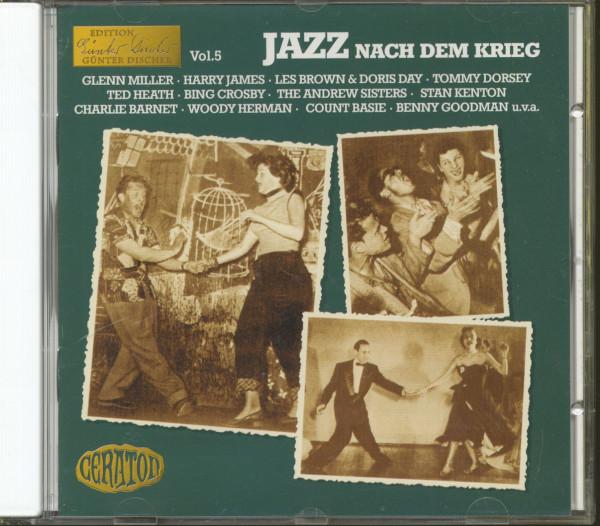 Jazz nach dem Krieg - Edition Günter Discher (CD)