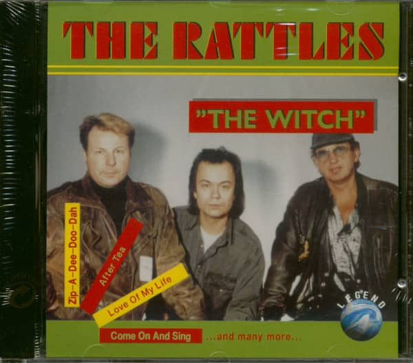 The Witch (CD)