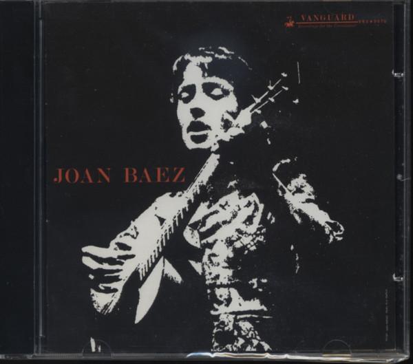 Joan Baez - First Album...plus