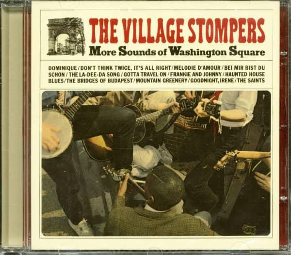 More Sounds Of Washington Square (CD)