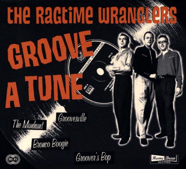 Groove A Tune Digipack