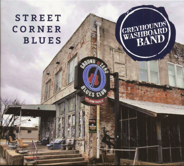 Street Corner Blues (CD)