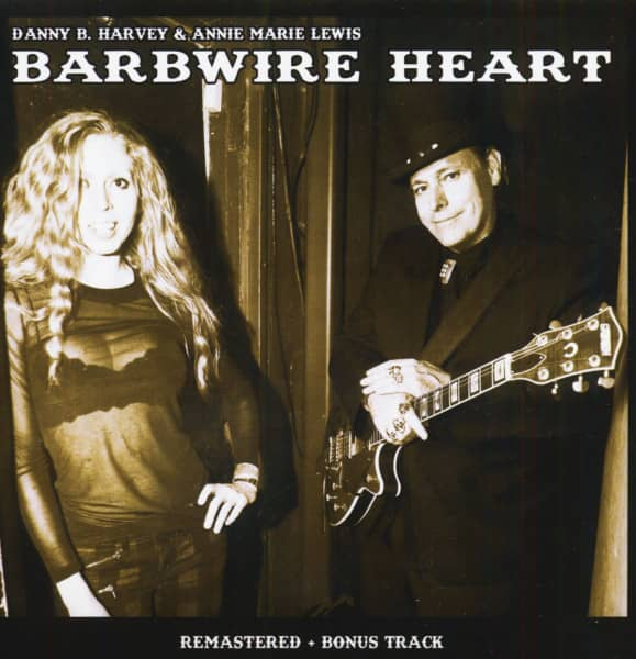 Barbwire Heart (CD)