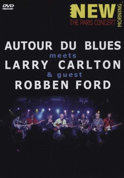Autour De Blues Meets Larry Carlton & Robben