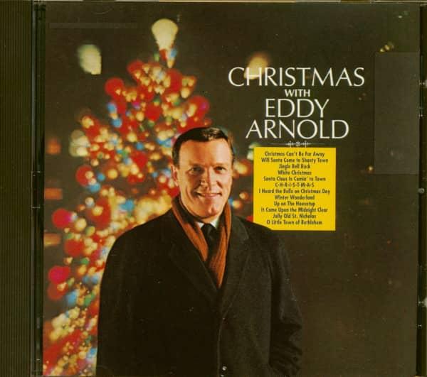 Christmas With Eddy Arnold (CD)