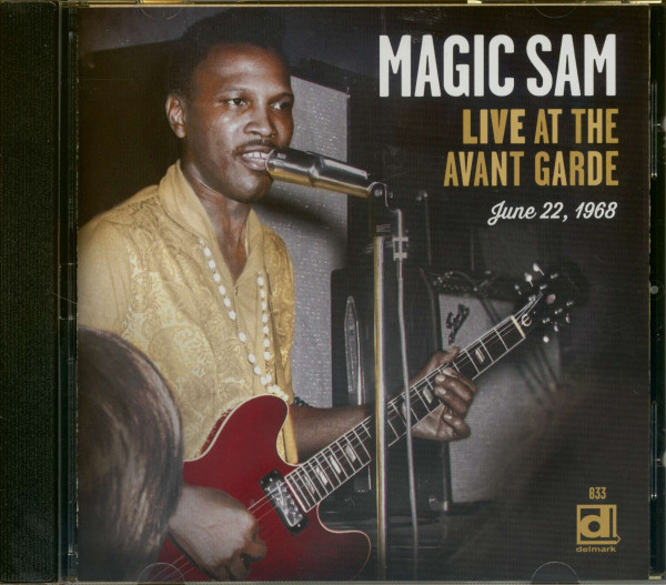 Live At The Avant Garde (CD)