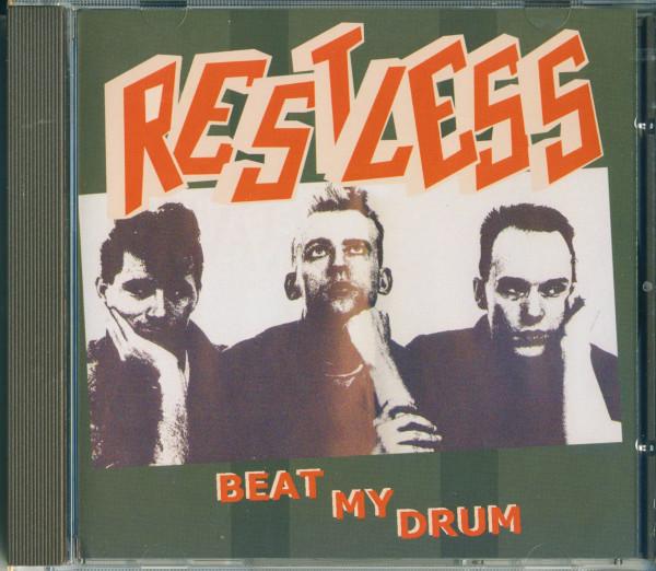 Beat My Drum (CD)