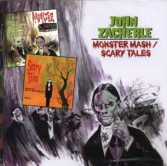 Monster Mash - Scary Tales...plus (1958-63)
