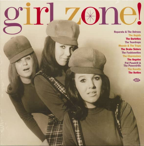 Girl Zone! (LP)