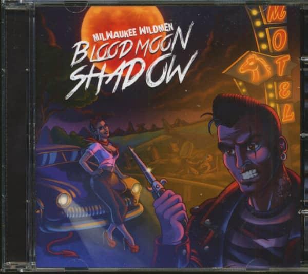 Blood Moon Shadow (CD)