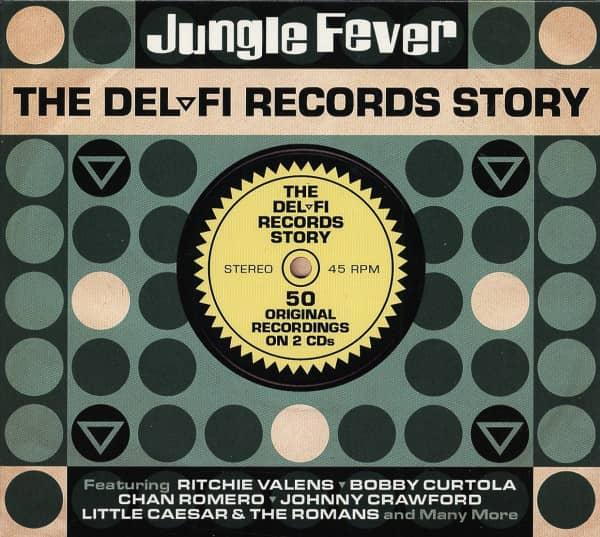 Jungle Fever - The Del-Fi Records Story (2-CD)