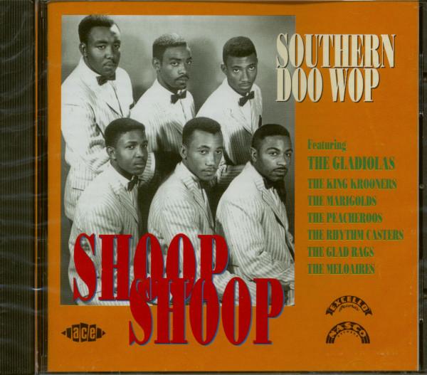 Shoop Shoop - Southern Doo Wop (CD)