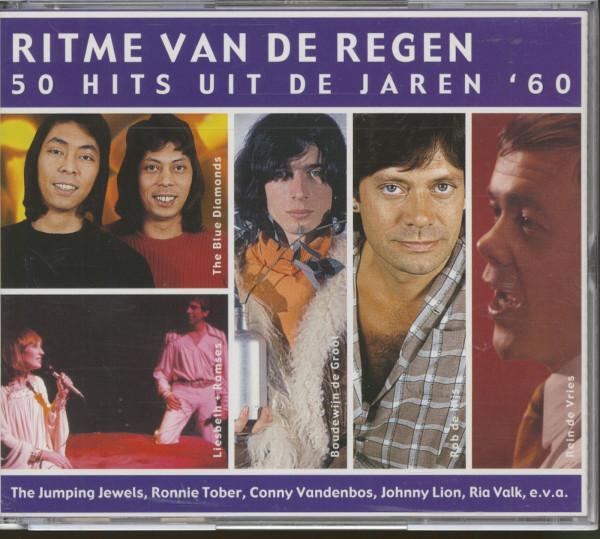 Ritme Van De Regen - 60s Hits (2-CD)