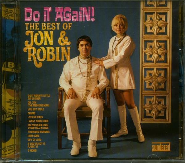 Do It Again! - The Best Of Jon & Robin (CD)