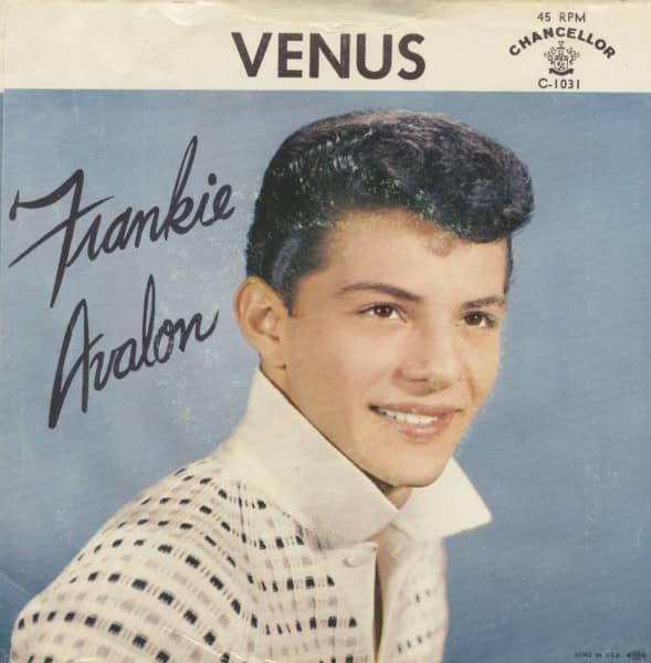 Venus - I'm Broke (7inch, 45rpm, PS)