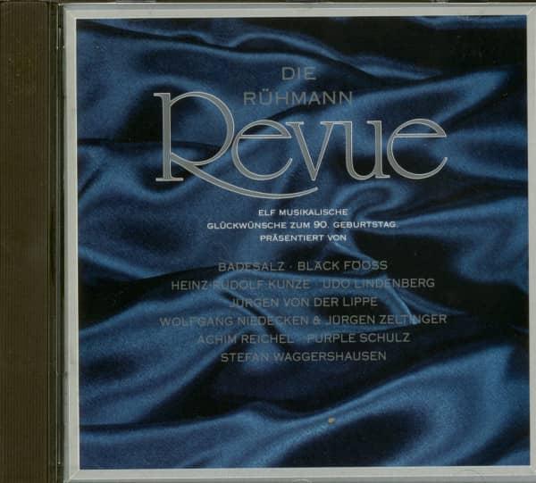 Die Rühmann Revue (CD)