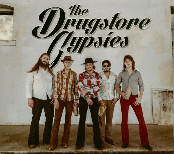 The Drugstore Gypsies (CD)