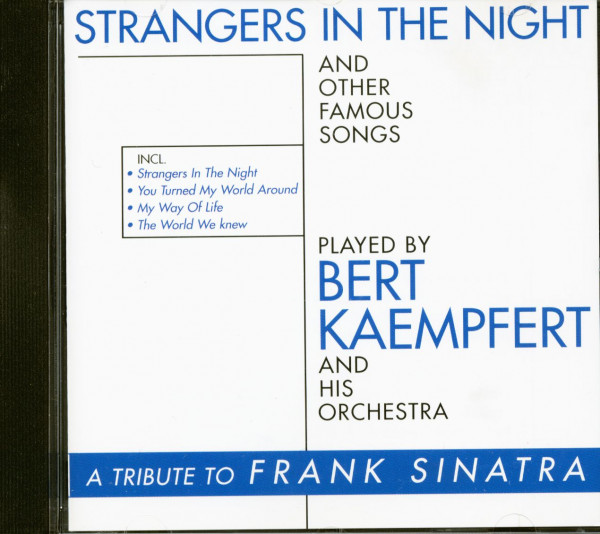 Strangers In The Night - A Tribute To Frank Sinatra (CD)