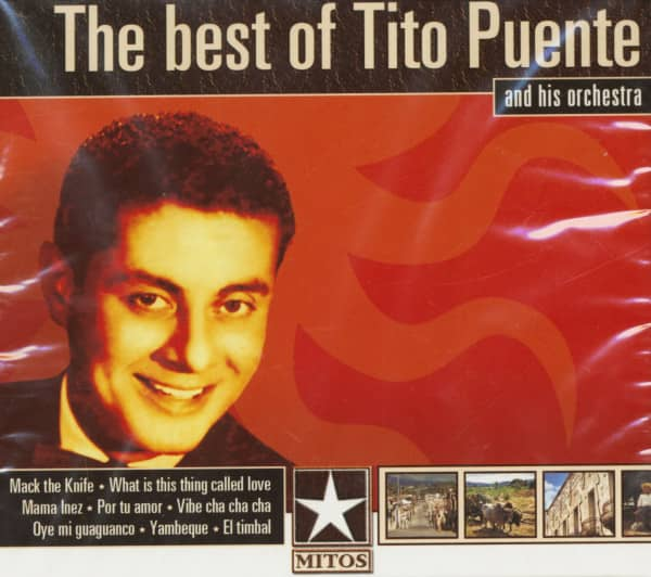 The Best Of Tito Puente And His Orchestra (CD)