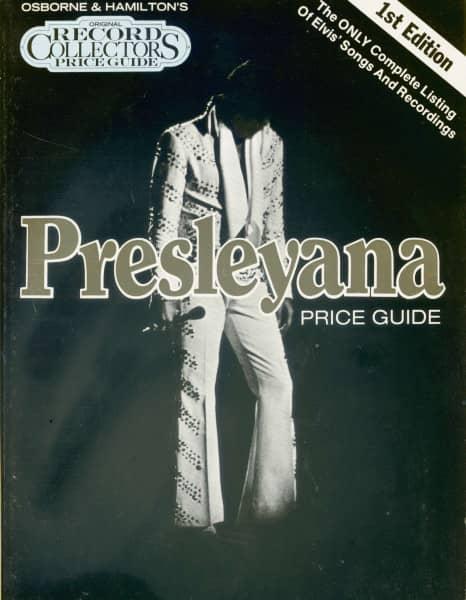 Presleyana Price Guide - 1st Edition