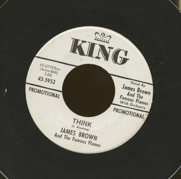 Think - Try Me (7inch, 45rpm)
