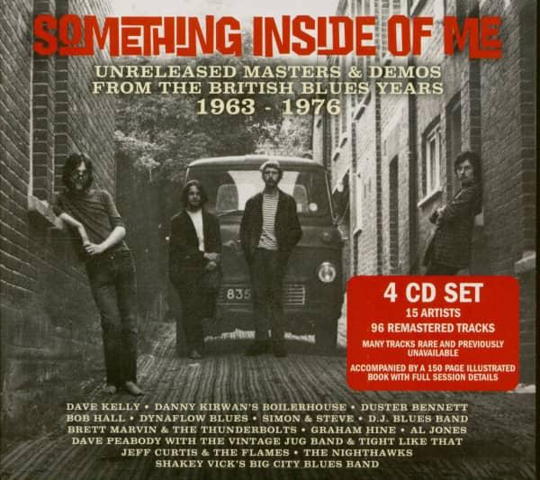 Something Inside Of Me (4-CD)
