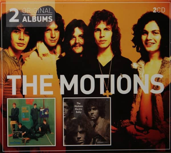 An Introduction To The Motions & Electric baby - Two Original Album Classics (2-CD)