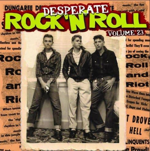 Desperate Rock'n'Roll Vol.23 (LP)