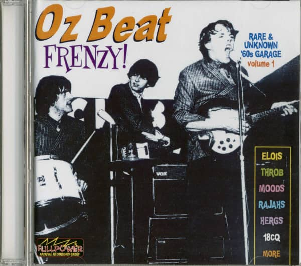 Oz Beat - Rare & Unknown 60s Garage from Australia, Vol.1