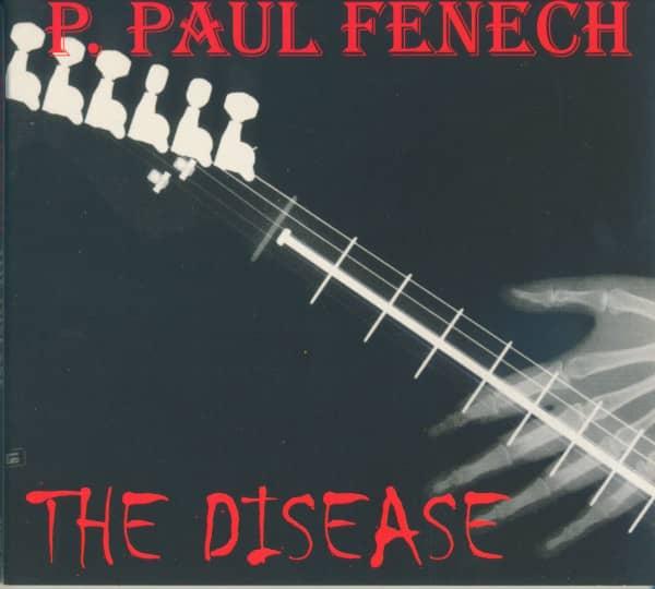 The Disease (CD Album)