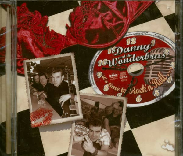 It's Time To Rock & Roll (CD)