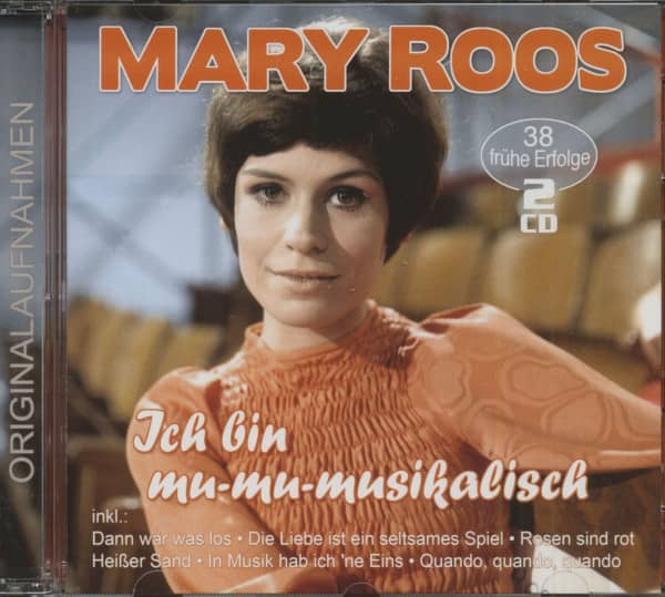 Ich Bin Mu-Mu-Musikalisch - 38 Frühe Erfolge (2-CD)