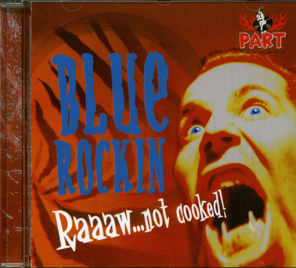 Raw...Not Cooked (CD)